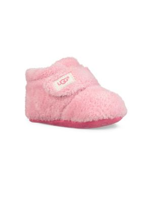 Baby's Two Piece Bixbee And Lovey Booties & Blanket Set by Ugg