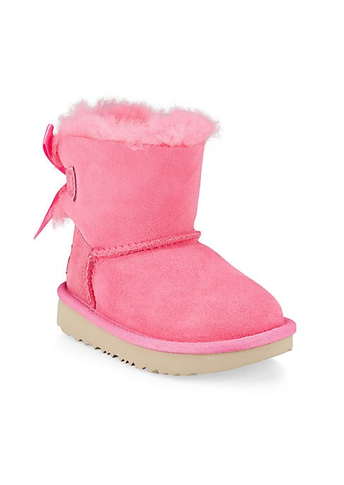 Little Girls  Girls Mini Bailey Bow Boots
