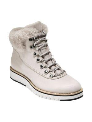 1231b73f91b Chloé - Wave Croc-Embossed Leather Block Heel Tall Boots - saks.com