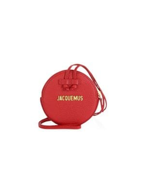 Le Pitchou Leather Coin Purse by Jacquemus