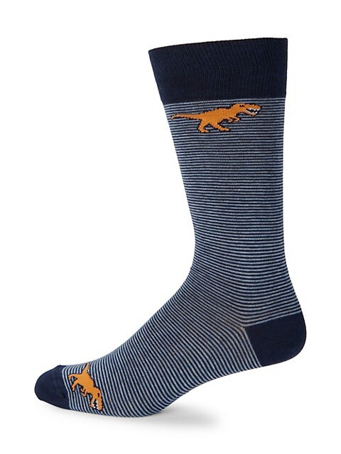 COLLECTION Dino Stripe Socks