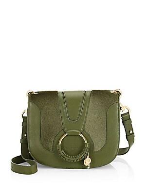 984c5799e9de See by Chloé - Hana Medium Leather Crossbody Bag - saks.com