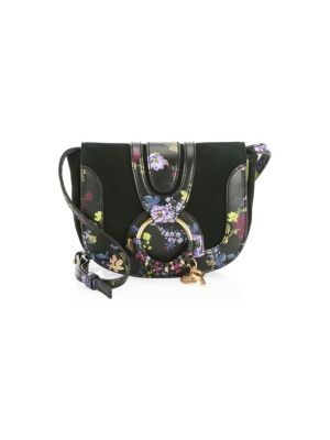 Hana Mini Floral Crossbody Bag by See By Chloé