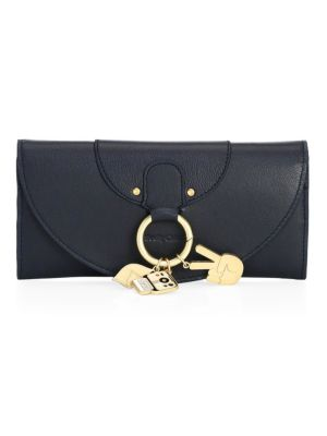 See By Chloé Live Charm Wallet