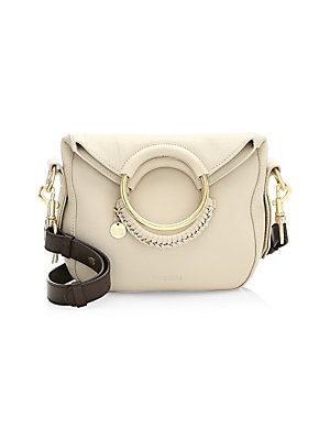 084ea1be See by Chloé - Small Leather Monroe Bag