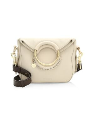 See By Chloé Leathers Small Leather Monroe Bag