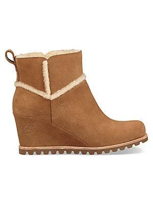 6239fe6deb7 Ugg - Marte Suede Wedge Boots