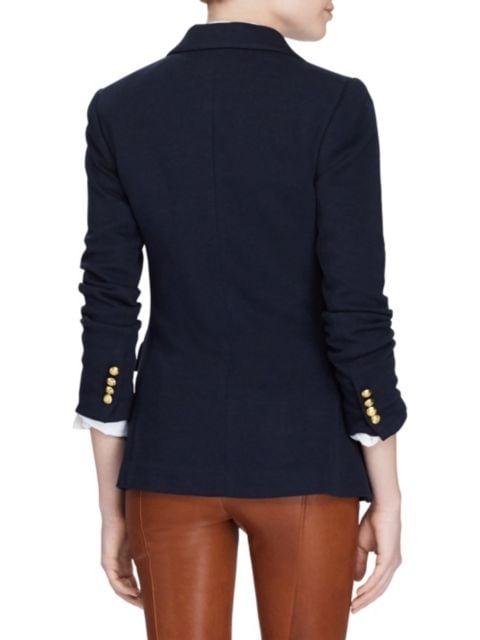 Polo Ralph Lauren Double Breasted Corduroy Blazer | SaksFifthAvenue