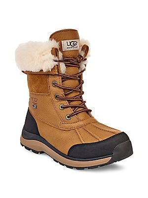 1496c4cefe71 Ugg - Adirondack III Shearling Quilted Boots