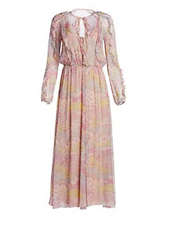 e4edb866417 Product image. QUICK VIEW. REDValentino. Star Maxi Dress