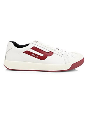 best service 0e1d9 35761 Bally - New Competition Leather Sneakers