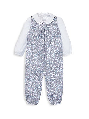f24b6368 Ralph Lauren - Baby Girl's Floral One-Piece Coverall - saks.com