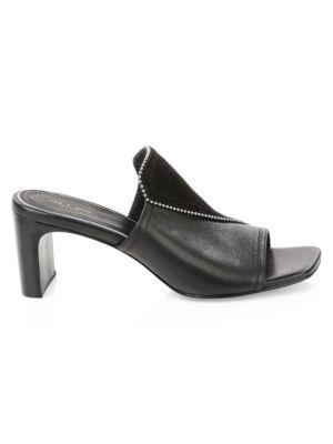 Myla Leather & Suede Mules by Rag & Bone