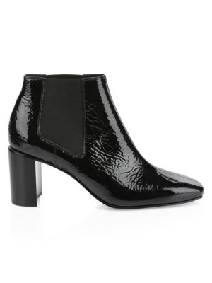 Aslen Patent Leather Boots by Rag & Bone