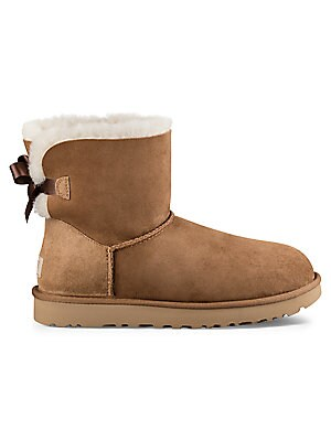 18544b67d Ugg - Mini Bailey Bow II Ankle Boots - saks.com