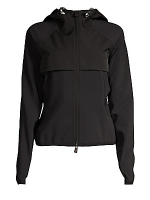 85a55516ebb0 Moncler - Caille Lurex Puffer Jacket - saks.com
