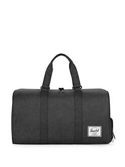 fde8cc9003 Herschel Supply Co. Novel Cross Hatch Duffel Bag