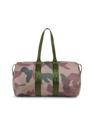 Hayward Cordura Duffel Bag, Brush Strokes