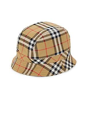 9c72a13a9caa6 Burberry - Tartan Bucket Hat - saks.com