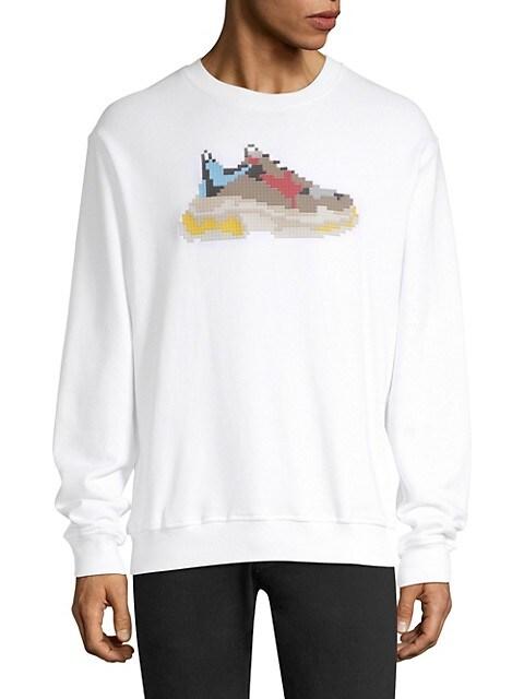 Dad Core Graphic Sweatshirt