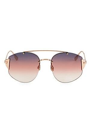 d2355a355c9de Dior - Stronger 59MM Square Sunglasses - saks.com