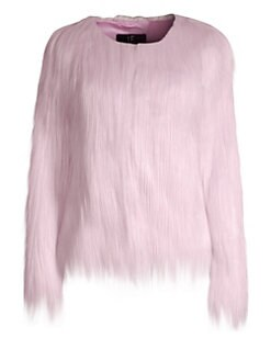 22be48edeb3 Product image. QUICK VIEW. Unreal Fur. Dream Faux Fur Jacket