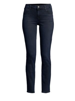Maude Mid Rise Cigarette Jeans by J Brand