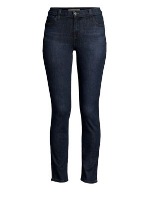 Maria High Rise Sustainable Skinny Jeans by J Brand