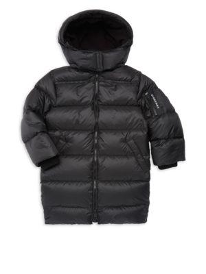 aa3d20630cd48 Burberry Little Boy s   Boy s Briton Puffer Coat