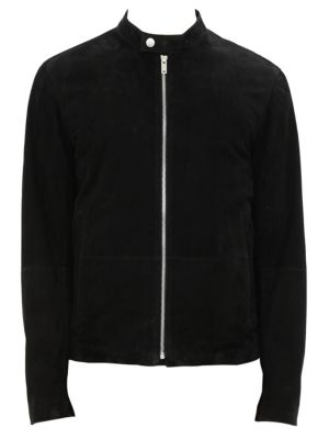 Men'S Radic Wynwood Two-Tone Jacket in Black