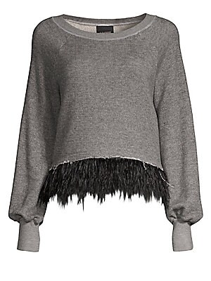 448924f87d 3.1 Phillip Lim - Alpaca Ribbed Knit Sweater - saks.com