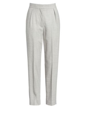 Pleated City Pant by Theory