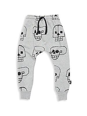 c0325d279 Nununu - Baby Boy's, Little Boy's & Boy's Skull Robot Baggy Pants - saks.com