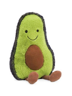 Plüsch avocado