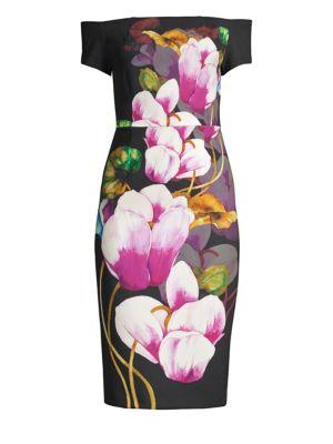 Casa Mexico Ruby Floral Dress by Trina Turk