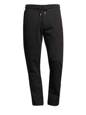 DIESEL BLACK GOLD Dbg Cotton Sweatpants in Black