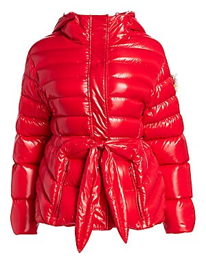 083f78c5bfca Moncler Genius - 4 Moncler Simone Rocha Lolly Belted Puffer Jacket ...