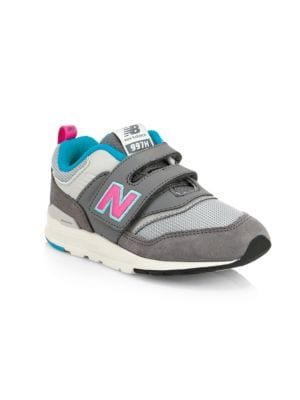 06adefecce4e7 New Balance - Girl's 574 Summer Sport Mesh Suede Sneakers - saks.com