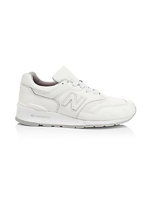 169f202ab New Balance - 997 Made in USA Bison Pack Leather Sneakers - saks.com