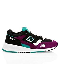 82bfddbbaf85cd New Balance. 1530 Suede Sneakers