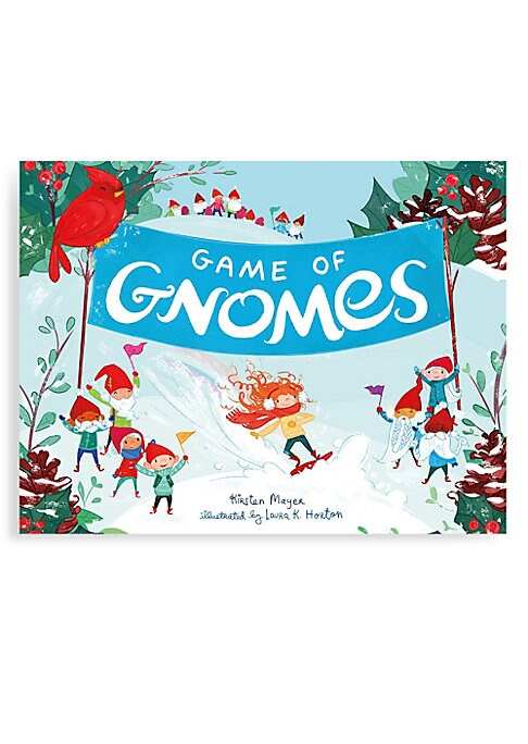 Game Of Gnomes Book