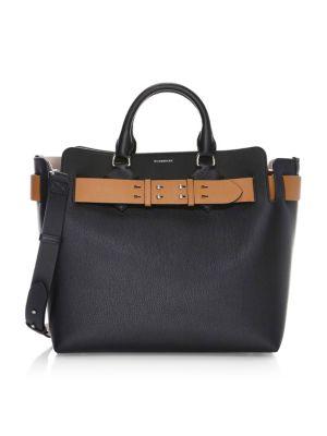 2f1157098221 Dolce   Gabbana - Large Sicily Leather Top Handle Satchel - saks.com