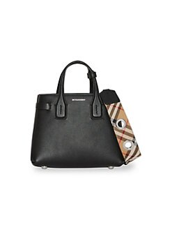 c0e29c2b6655 Baby Banner Leather Bag BLACK. QUICK VIEW. Product image