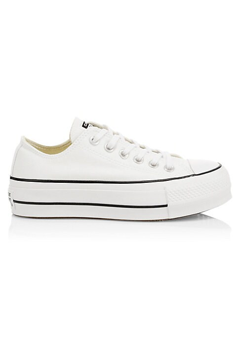 Chuck Taylor All Star Lift Clean Leather Low Top Converse