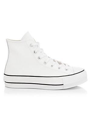 Comme des Garcons Play - Peek-A-Boo Canvas Sneakers - saks.com efb6120cf