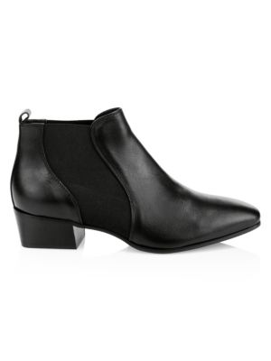 Aquatalia Falco Leather Chelsea Boots