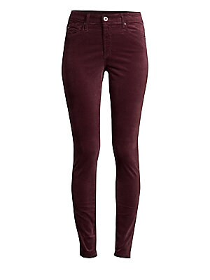 b59aa8a993ca L Agence - Margot Ankle-Length Coated Jeans - saks.com