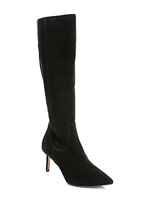 9a065028080 Stuart Weitzman - Lowland Suede Over-The-Knee Boots - saks.com