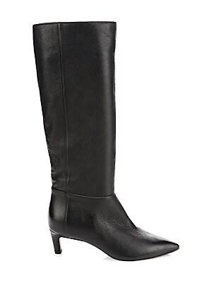 161d3648c250 Saint Laurent - Billy Platform Leather Boots - saks.com