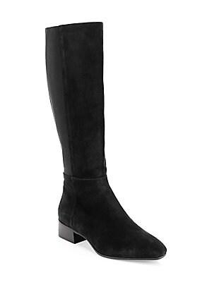 5b78812e20b Aquatalia - Rhumba Suede Knee-High Boots - saks.com